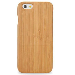 100% Natural Bamboo iPhone X, 8, 7, 6, 5, S, SE or Plus Cases - Meraki Cole Company