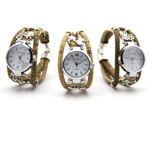 Ladies Butterfly Bracelet Watch - Meraki Cole Company