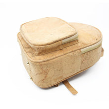 Load image into Gallery viewer, Girls Small Cork Backpack - Meraki Cole Company