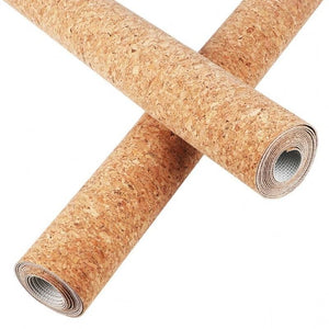 Natural Cork Yoga Exercise Mat - Meraki Cole Company