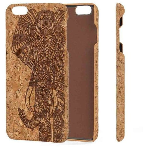 100% Natural Cork iPhone Case - Meraki Cole Company