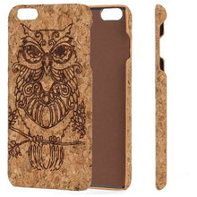 Load image into Gallery viewer, 100% Natural Cork iPhone Case - Meraki Cole Company
