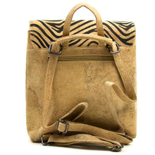 Load image into Gallery viewer, Natural Cork Fashion Backpack - Meraki Cole Company