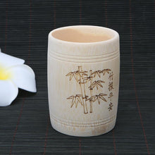 Load image into Gallery viewer, Handmade Natural Bamboo Cup - Meraki Cole Company