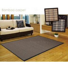 Load image into Gallery viewer, Natural Bamboo Carpet Pad - Meraki Cole Company