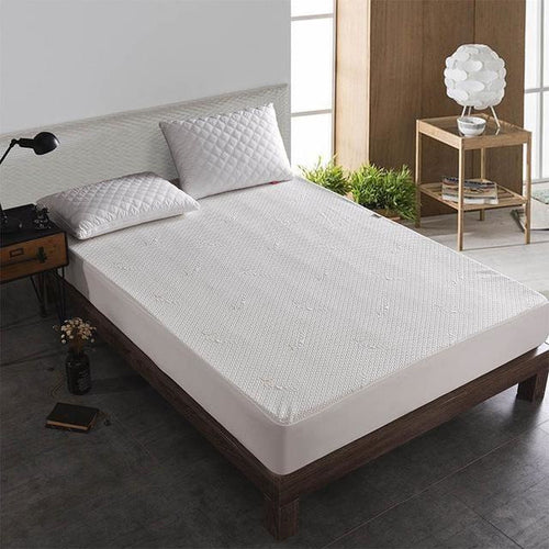 Bamboo Waterproof Mattress Pad - Meraki Cole Company