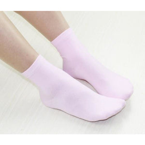 Women Bamboo Fiber Sock Set (6 Pairs)