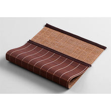 Load image into Gallery viewer, Bamboo Foldable Placemat - Meraki Cole Company