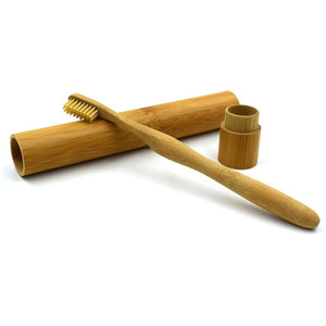 Bamboo Toothbrush Travel Case Bulk Buy (100 Pieces) - Meraki Cole Company
