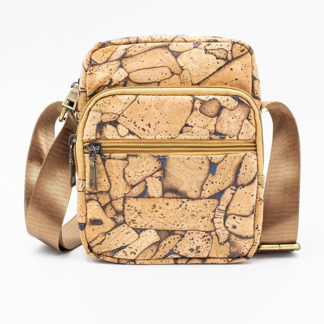 Rustic Cork Travel Bag - Meraki Cole Company