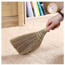 Load image into Gallery viewer, Straw Sweeping Duster Broom - Size Small - Meraki Cole Company