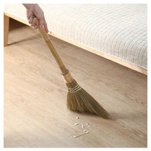 Load image into Gallery viewer, Straw Sweeping Duster Broom - Large Size - Meraki Cole Company