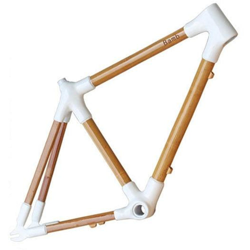 Eco-Friendly Bamboo Bicycle Frame - Meraki Cole Company