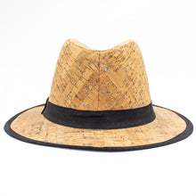 Load image into Gallery viewer, Cork Fedora Hat - Meraki Cole Company