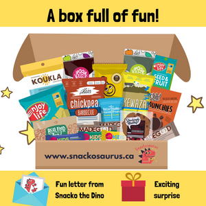 Large Snack Box - All kinds of fun snacks!