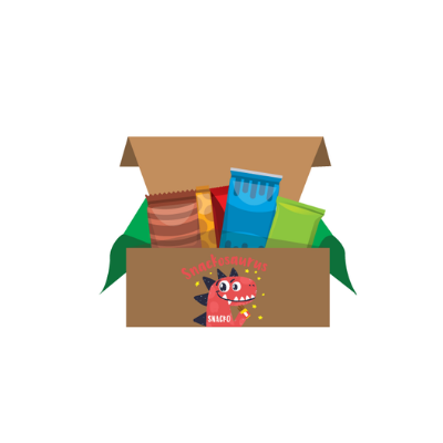 Small Snack Box - All kinds of fun snacks!
