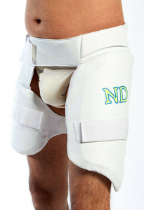 ND Cricket Thigh Pad Combi 2.0 Adults & Juniors RH - Free Weekday Dispatch