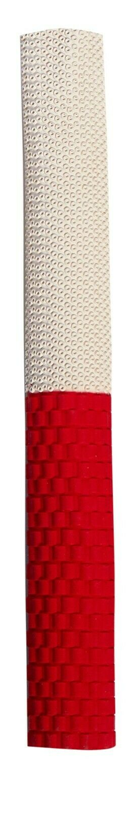 ND FX1 Cricket Bat Grip. Octopus and Arc Technology White/Red
