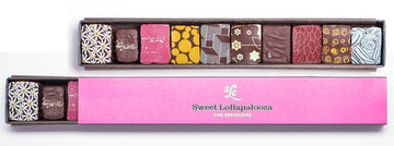 10-PIECE BOX OF ASSORTED CHOCOLATES
