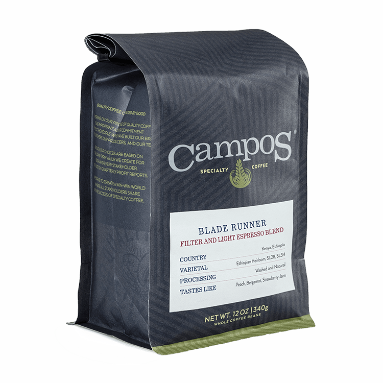 Blade Runner Campos Coffee