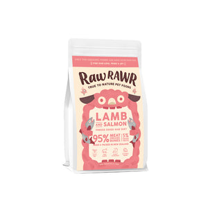 Raw Rawr - Lamb & Salmon