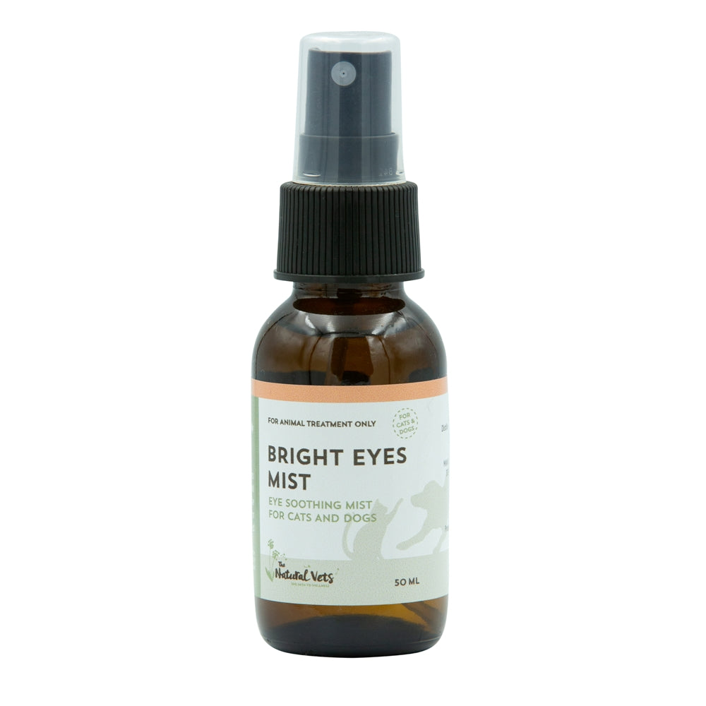 The Natural Vets - Bright Eyes Mist
