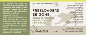The Natural Vets - Freeloaders Be Gone