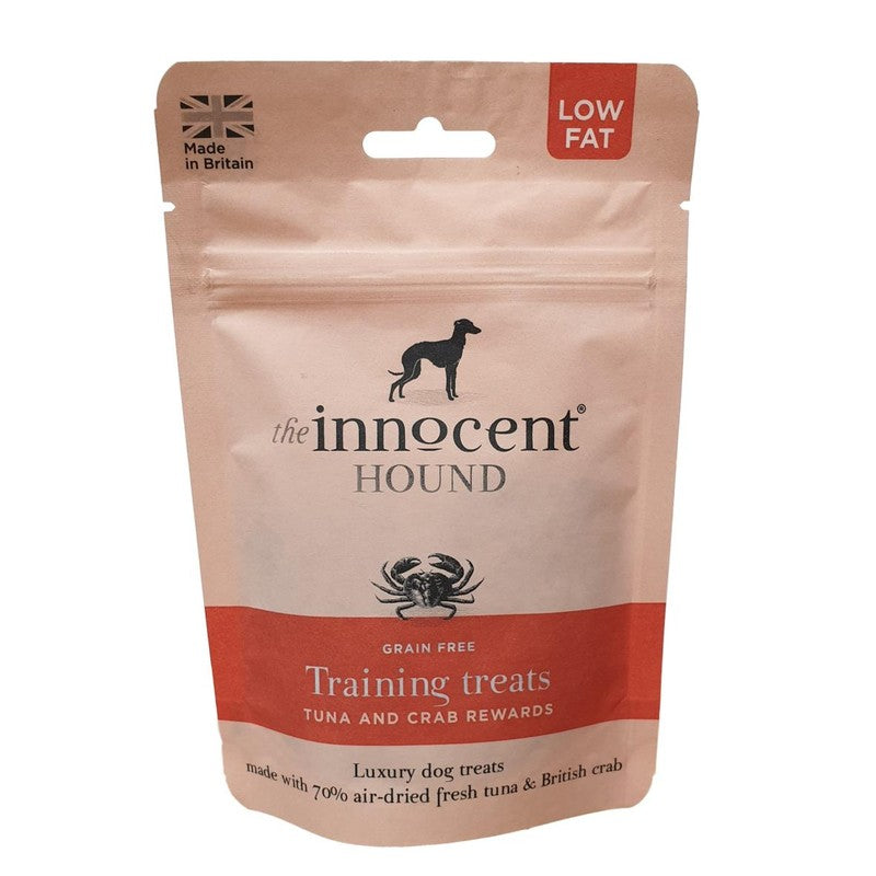 The Innocent Hound - Tuna and Crab Rewards