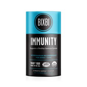 Bixbi - Immunity Organic Mushrooms Dog & Cat Supplements