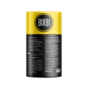 Bixbi - Joints Organic Mushrooms Dog & Cat Supplements