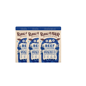 Buy 3, Save 10% off Raw Rawr 400G