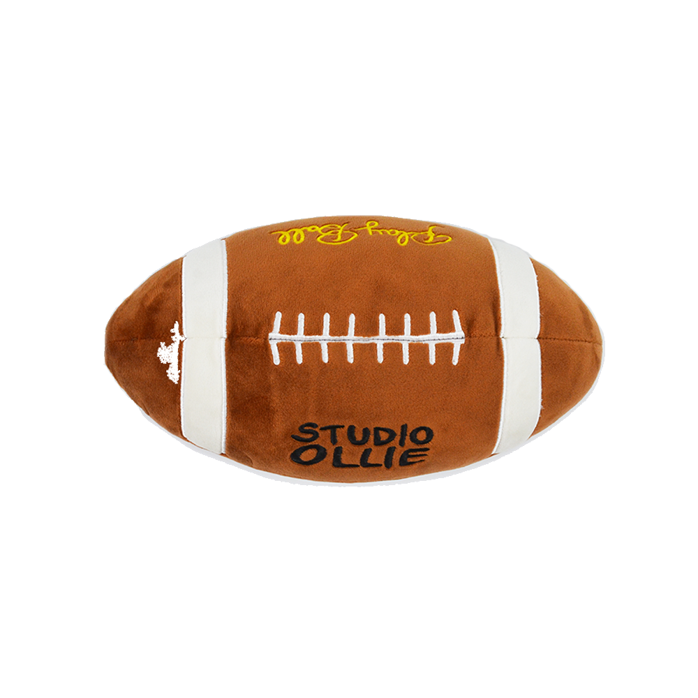 Studio Ollie - Multi Snuffle Rugby Ball