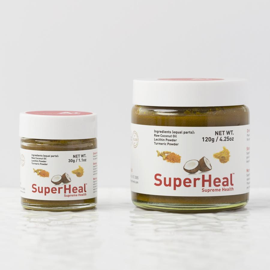 Augustine Approved - Superheal