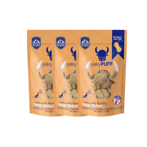 Buy 3, Save 20% off Himalayan Pet Supply yakyPuff