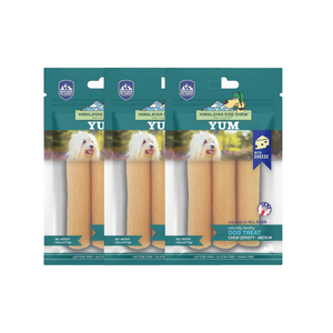 Buy 3, Save 20% off Himalayan Pet Yum Cheese Dog Chew