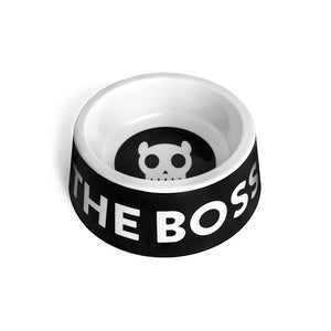 Zee.Dog The Black Boss Bowl
