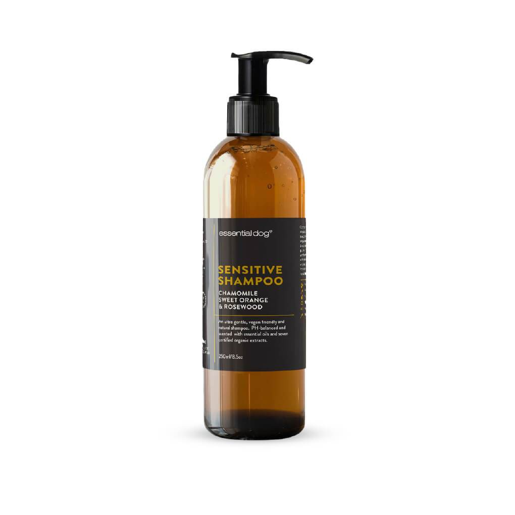 Essential Dog - Sensitive Shampoo (Chamomile, Sweet Orange and Rosewood)
