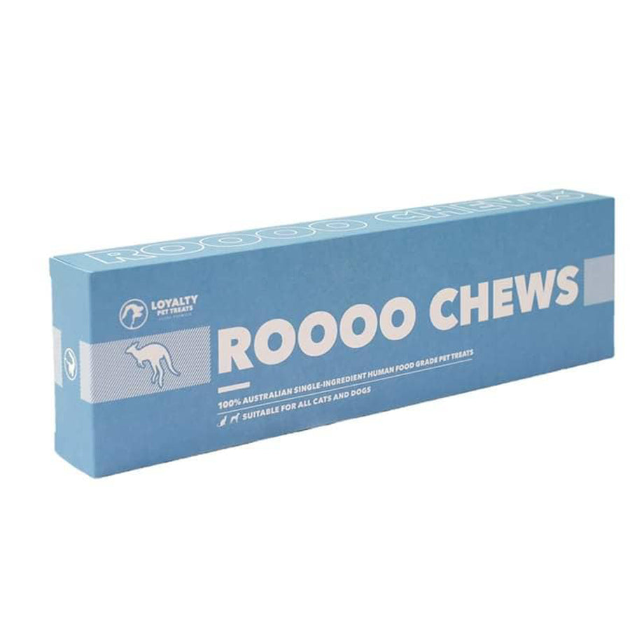 Loyalty Pet Treats Roo Chew