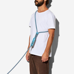 Zee.Dog Blue Tech Hands-Free Dog Leash