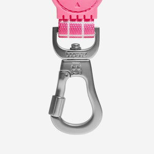 Zee.Dog Pink Wave Leash