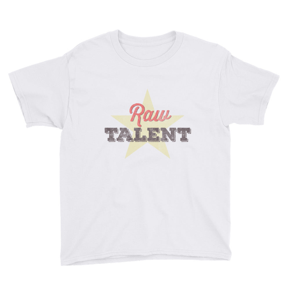 Youth Short Sleeve Raw Talent T-Shirt