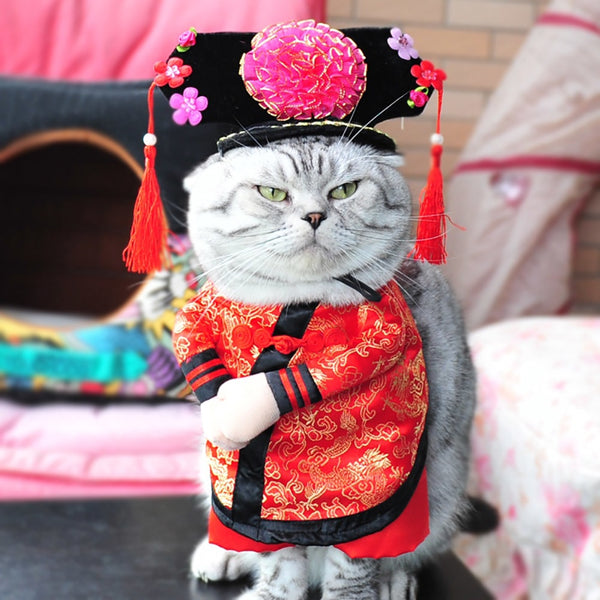 Chinese Princess Cosplay Pet Costume