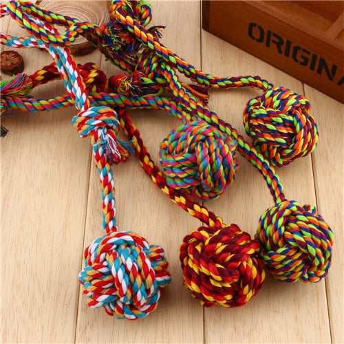 Colorful Braided Rope