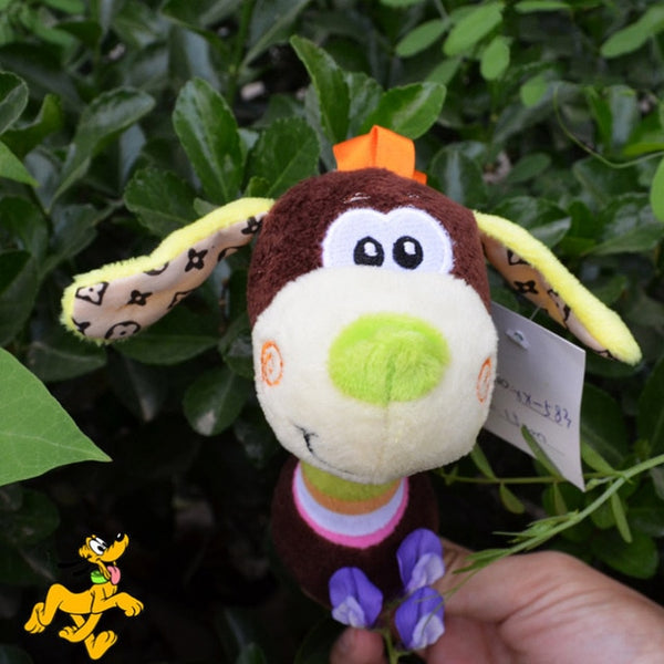 Small Squeaking Plush Pet Toys