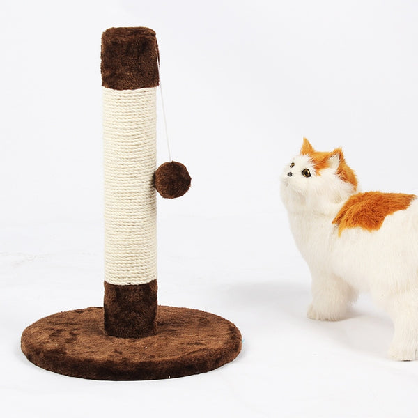 Catnip Tower Toy for Cat