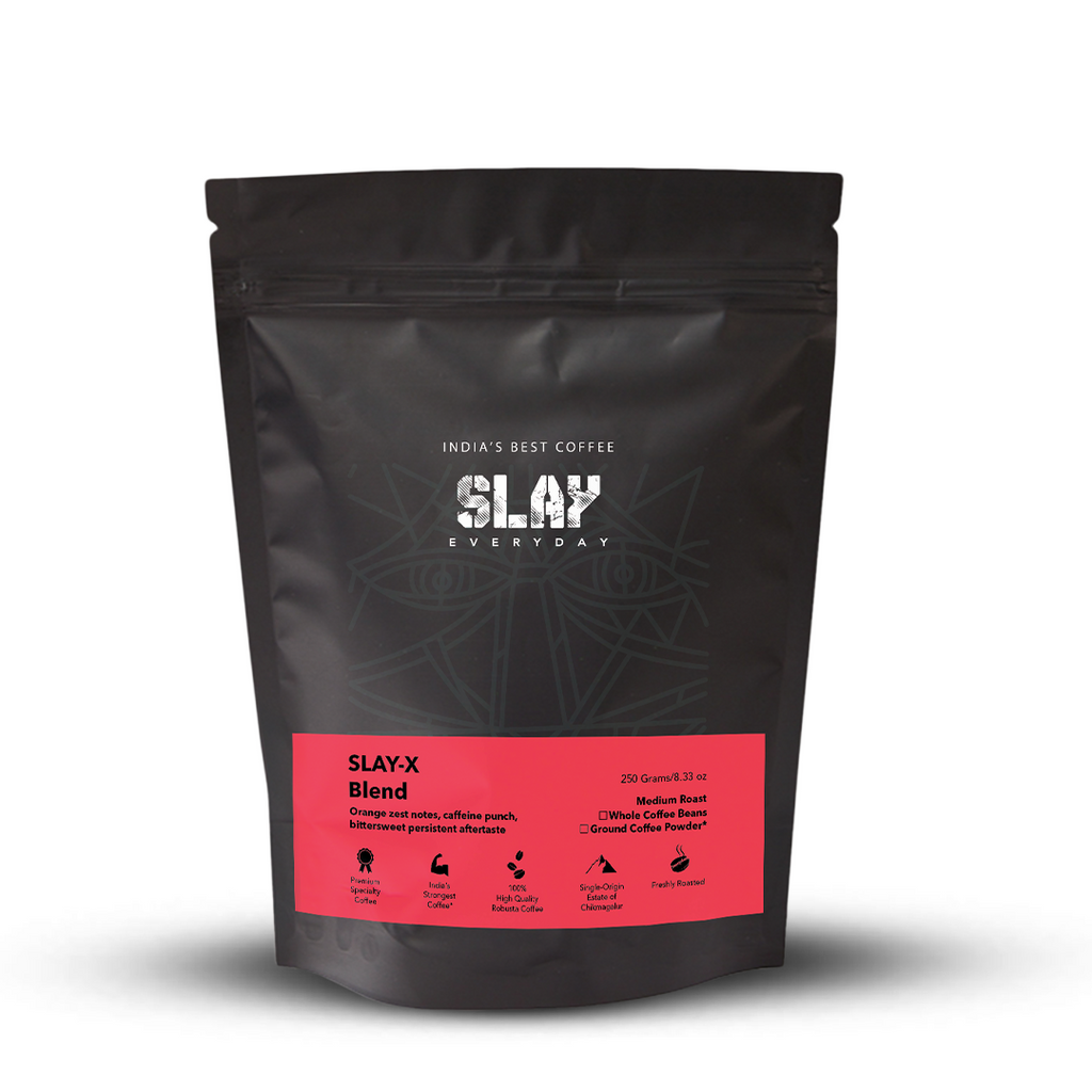SLAY X Ground Coffee Powder