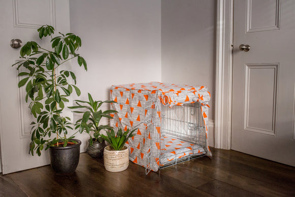 Large crate cover and matching mattress set SAVE 10%