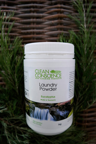 Laundry Powder - Eucalyptus -  CURRENTLY OUT OF STOCK