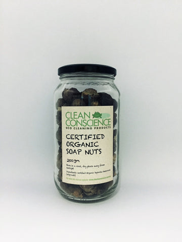 Certified Organic Soap Nuts