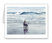 Load image into Gallery viewer, Chihuahua Contemporary Watercolor Art Collection by Artist DJ Rogers
